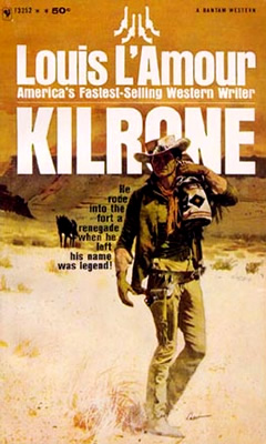 Kilrone - A novel by Louis L'Amour | 240 x 400 jpeg 49kB