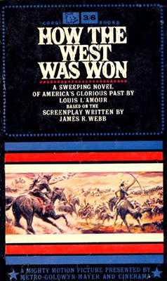 How The West Was Won By Louis Lamour