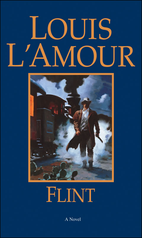 Image result for Louis L'Amour Flint