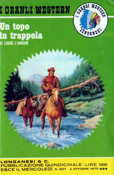 Un Topo In Trappola (The Ferguson Rifle) - Novel (Italian